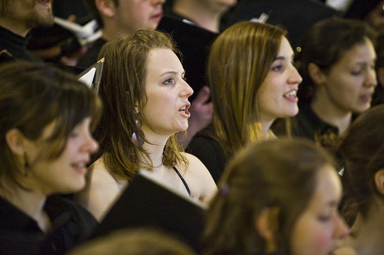 150 interprètes seront réunis lors du concert du 18 avril.