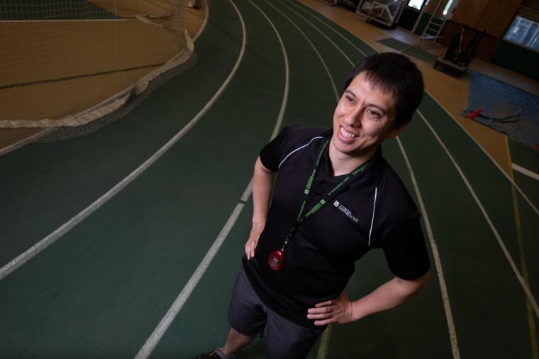 Seira Fortin-Suzuki, étudiant au doctorat en éducation, domaine de l'intervention éducative en activité physique et santé, est l'un des gagnants 2018. Il a rédigé sa nouvelle sur l'importance de l'encadrement du superviseur de stage