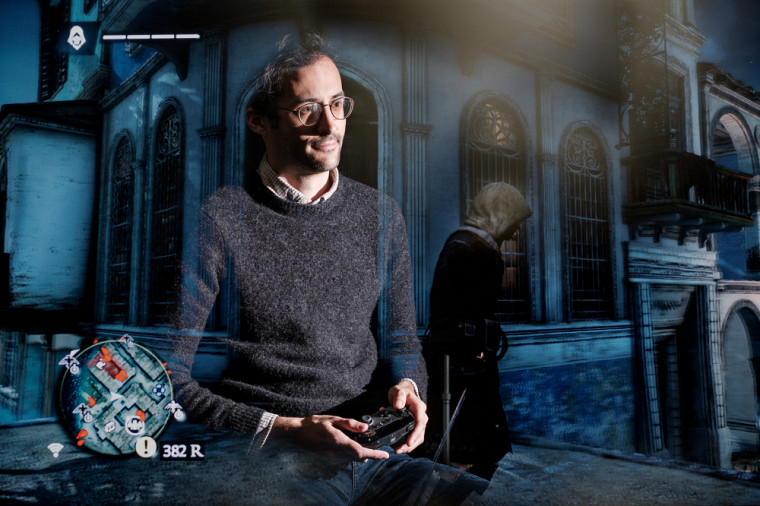 «Le jeu donne une perspective humaine à des événements souvent perçus comme théoriques.»