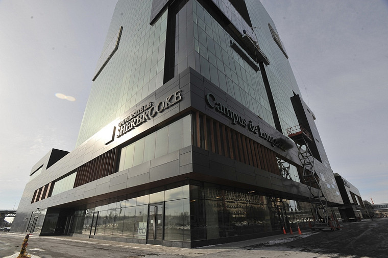 Les visiteurs pourront découvrir le nouvel édifice de Longueuil le 13 février.