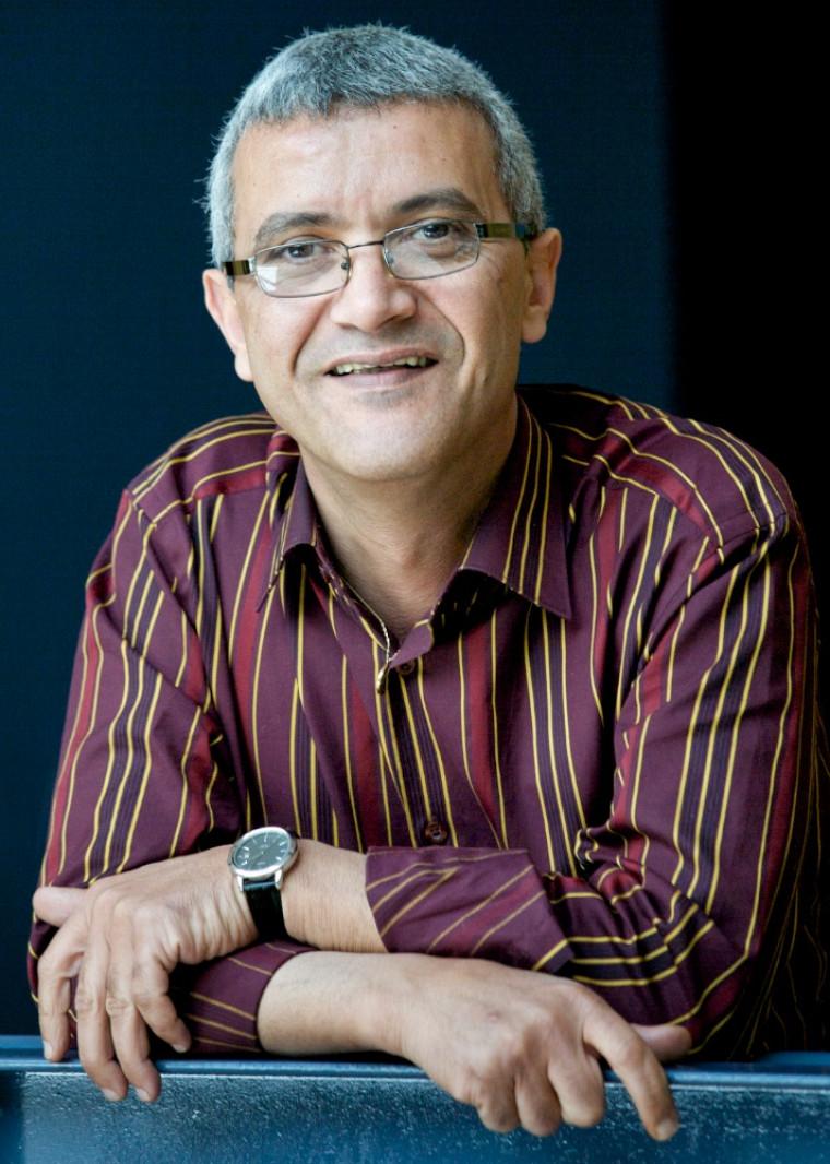 Le professeur Abdelhaq Elbekkali de la Faculté d'administration.