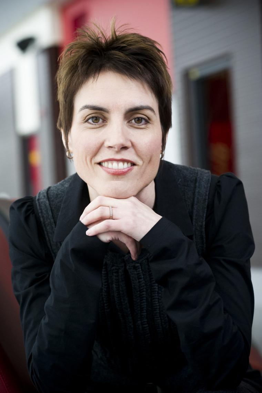 Suzie Talbot, présidente d'honneur de cette 11e édition et présidente de Diex Recherche inc.