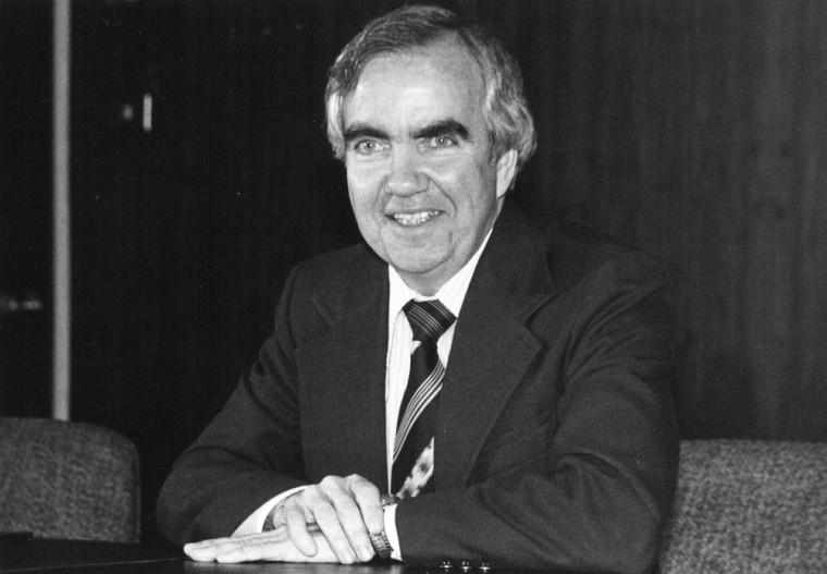Claude Hamel en 1981.