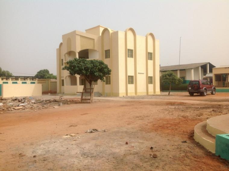 Les nouveaux locaux dédiés à l'enseignement