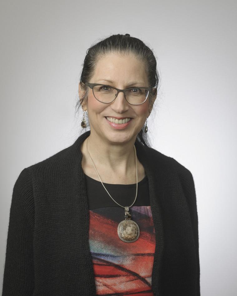 La professeure Christiane Lahaie, nouvelle directrice littéraire chez Lévesque éditeur.