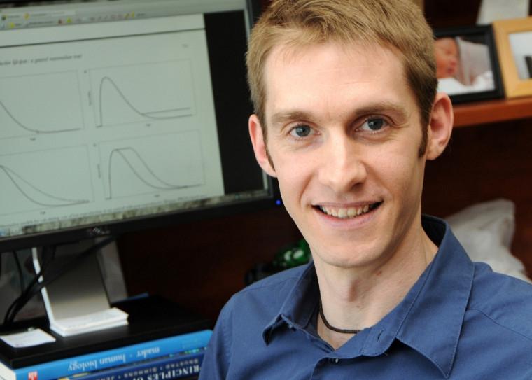 Le biologiste Alan Cohen, spécialiste du vieillissement