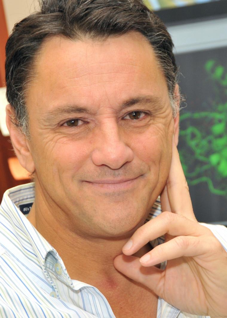 Richard Leduc, gagnant du concours de GSK