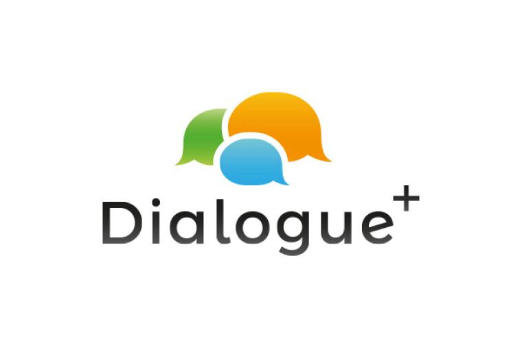 Logo du projet Dialogue Plus