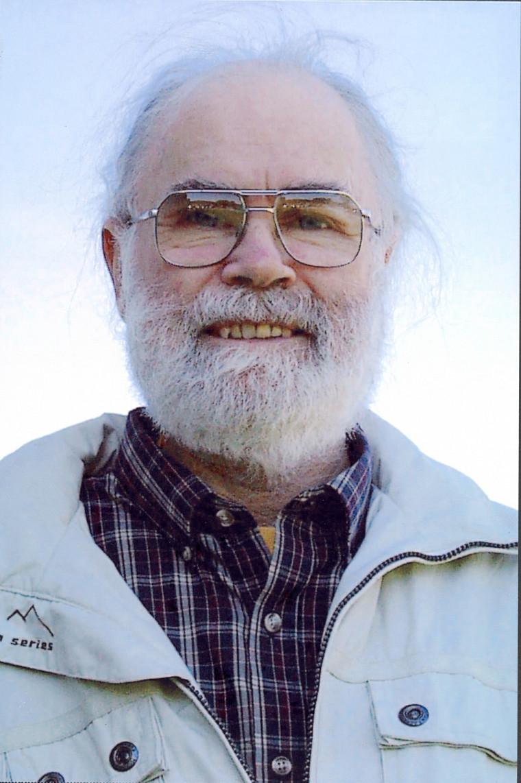 Laurent G.Caron, professeur émérite de la Faculté des sciences.