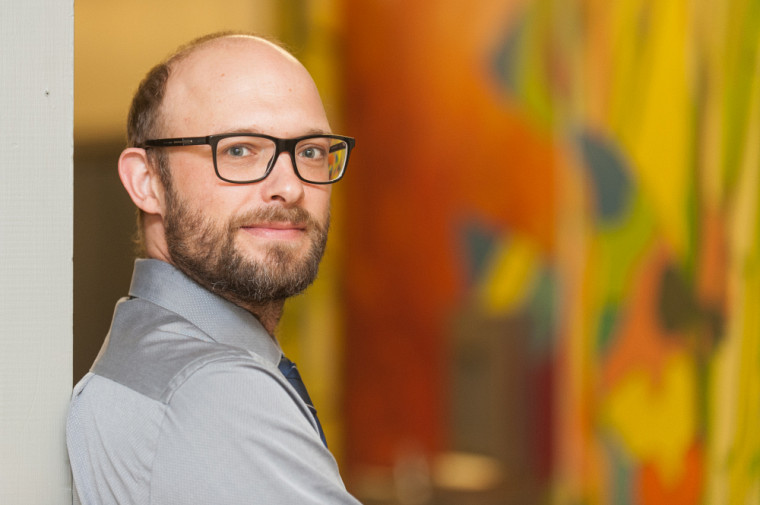 Benoît Castelnérac, professeur titulaire au Département de philosophie et d'éthique appliquée