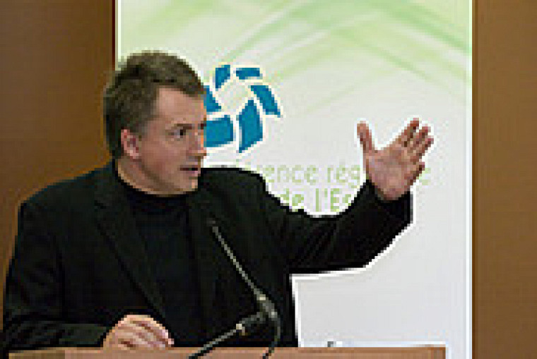 Le recteur Bruno-Marie Béchard.