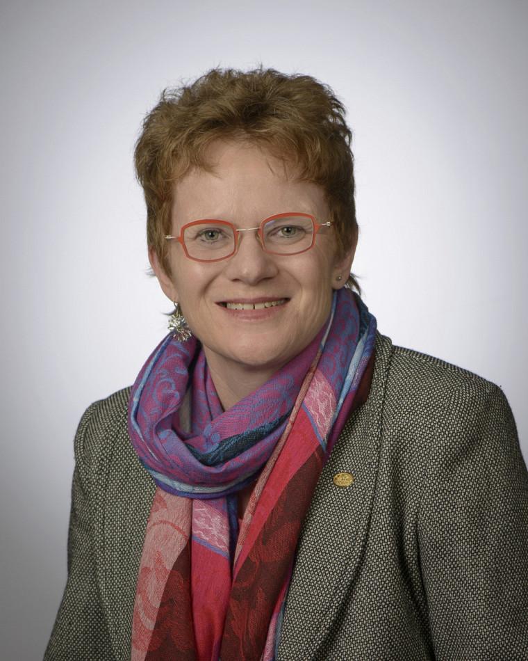 Marie Beaulieu, professeure à l'École de travail social de l'Université de Sherbrooke et chercheuse au Centre de recherche sur le vieillissement du CIUSSS de l'Estrie– CHUS