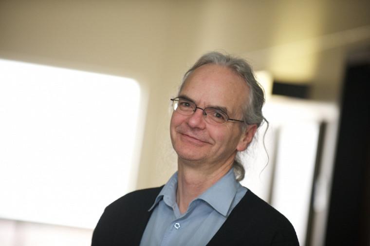Professeur Paul Morin, directeur de l'École de travail social de l'Université de Sherbrooke.