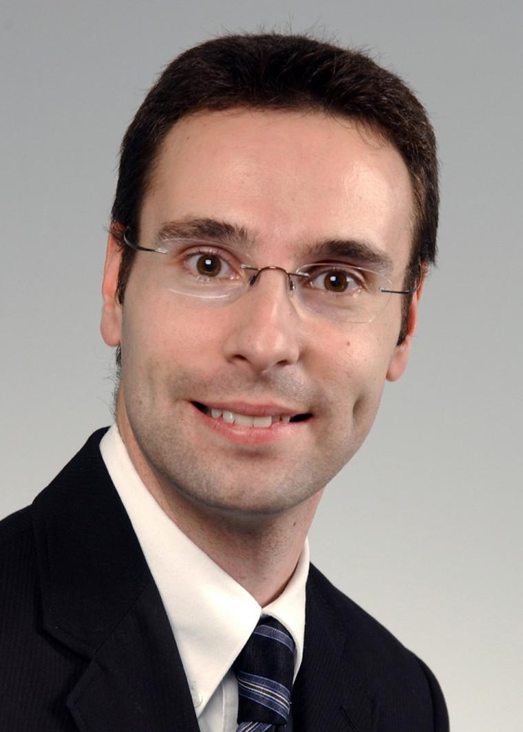 Le professeur Martin Richter
