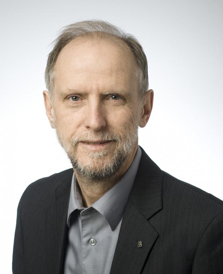 Professeur Jean Goulet.