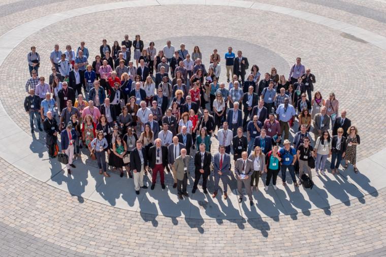 Plus de 100 Montpelliéraines et Montpelliérains se sont joints à leurs homologues de l'Université de Sherbrooke lors de l'ouverture des 7es Rencontres scientifiques Sherbrooke-Montpellier.
