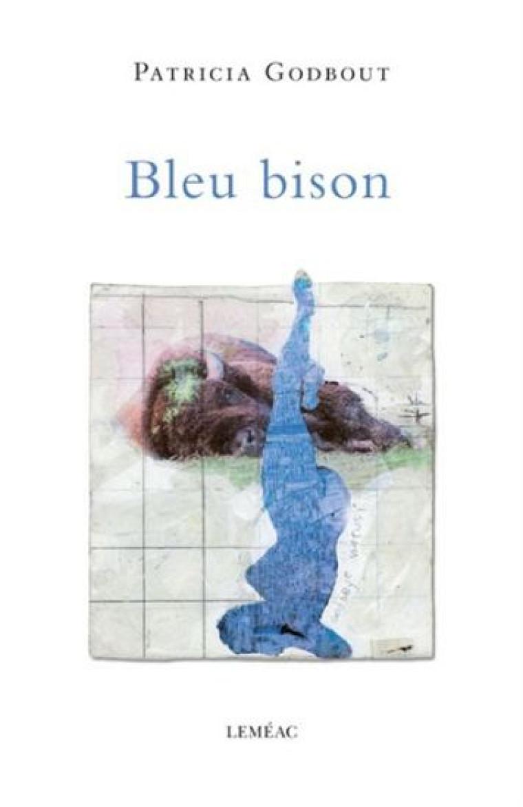 GODBOUT, Patricia, Bleu bison, Leméac Éditeur, Montréal, 2017, 128 pages.