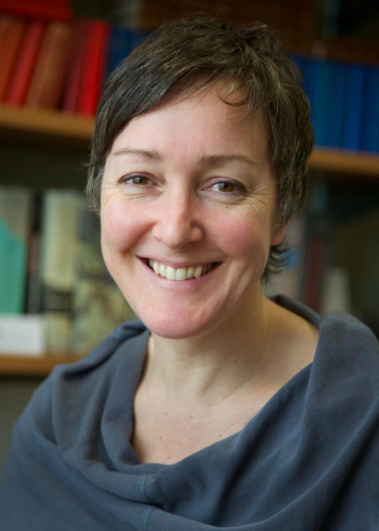 Josée Vincent, professeure de littérature et responsable du congrès SHARP 2015