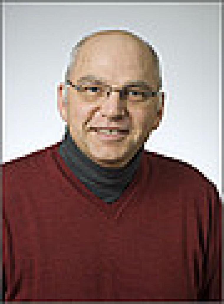 Le professeur Pierre Harvey, Faculté des sciences