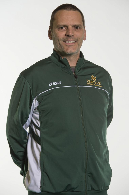 Marc Lussier débute une septième saison à la barre de l'équipe masculine de volleyball Vert & Or.