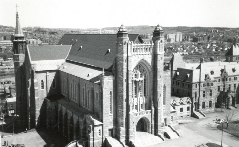 Basilique-Cathédrale Saint-Michel de Sherbrooke