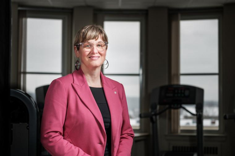 Professeure Isabelle Dionne