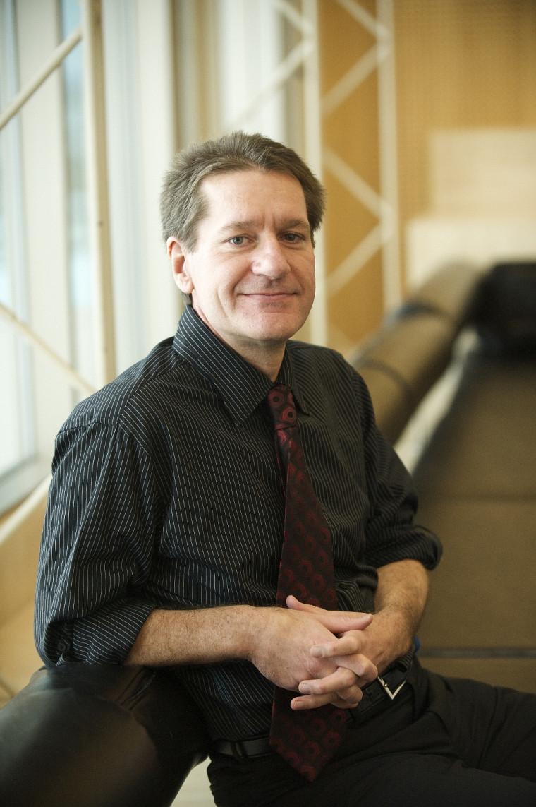 Olivier Mesly, étudiant au doctorat en marketing