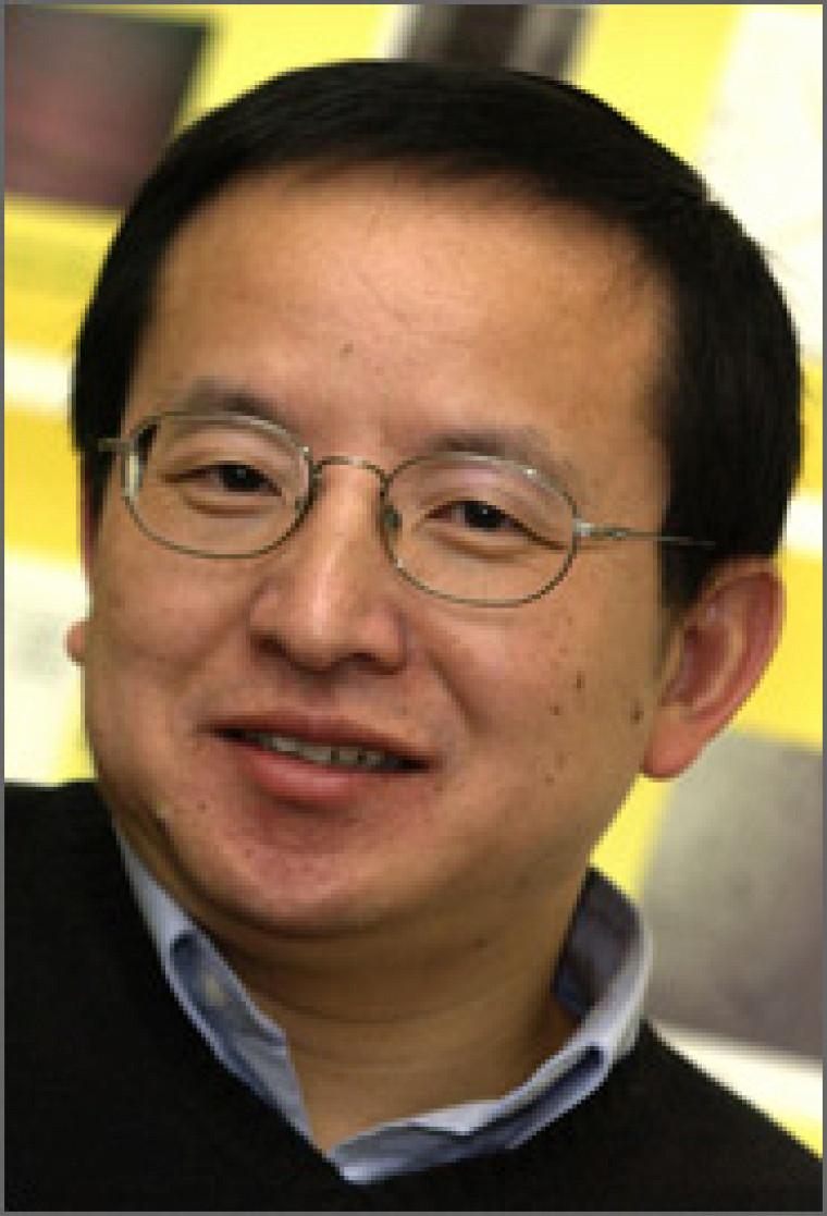 Yue Zhao, professeur à la Faculté des sciences de l'Université de Sherbrooke
