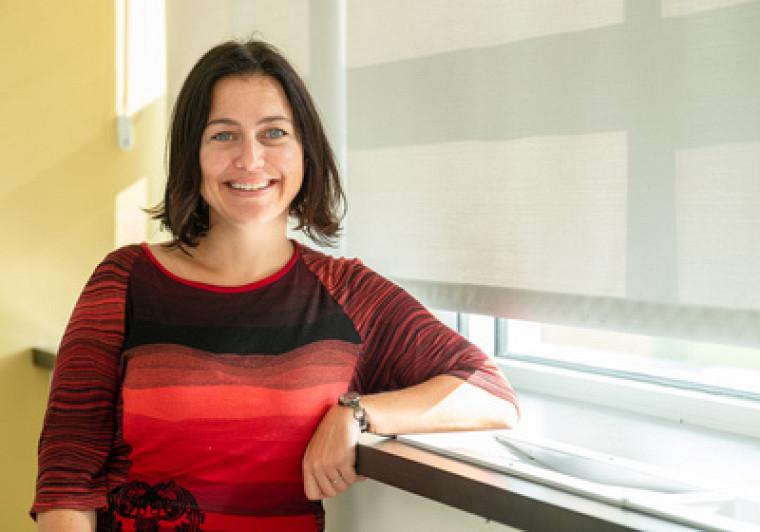 Patricia Dionne, professeure agrégée au Département d'orientation professionnelle
