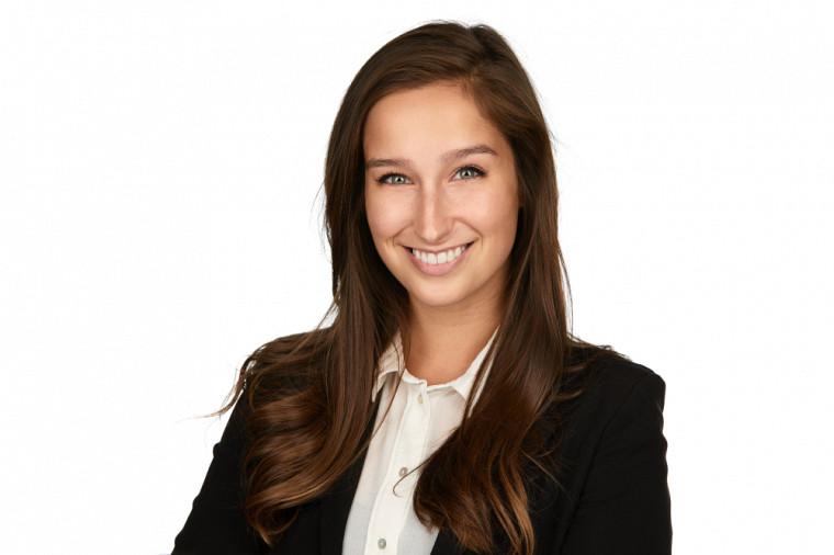 Justine Benoît-Piau, étudiante au doctorat recherche en sciences de la santé.