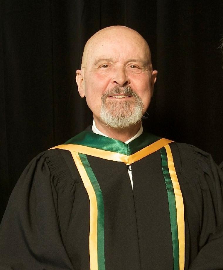 Michel Coupal, professeur émérite en administration