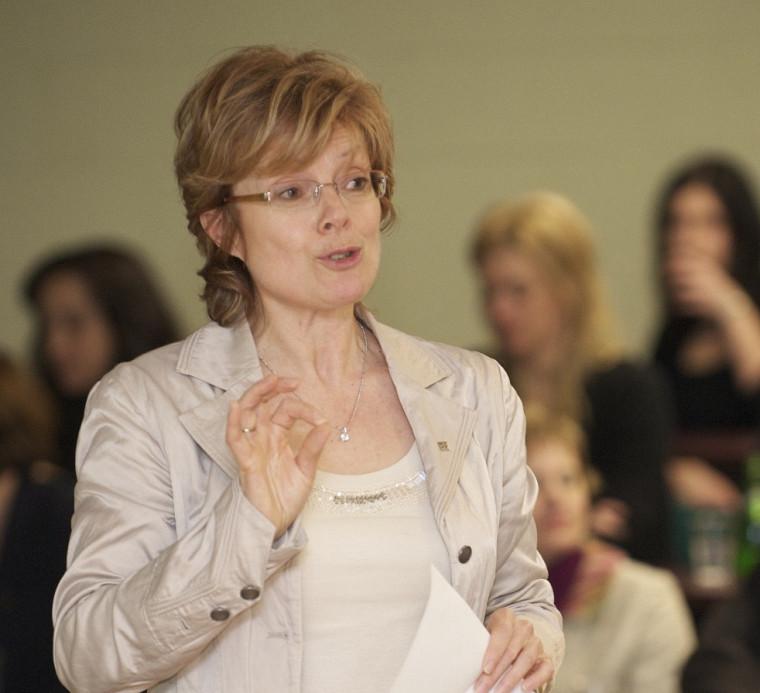 Colette Deaudelin, doyenne de la Faculté d'éducation
