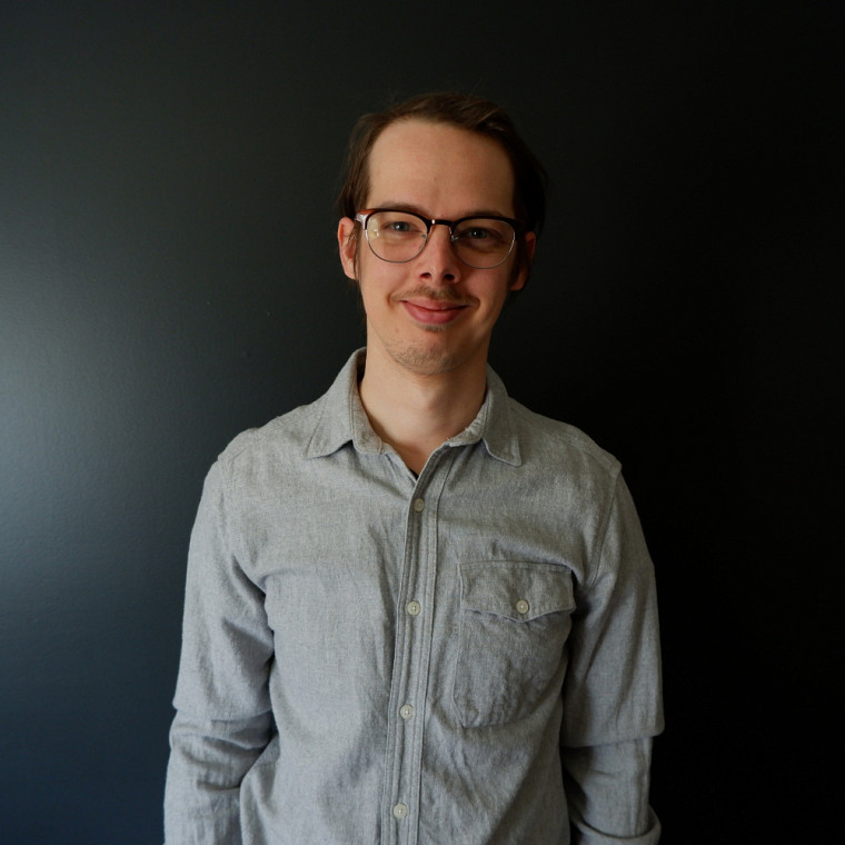 Philippe Rioux, doctorant en études françaises