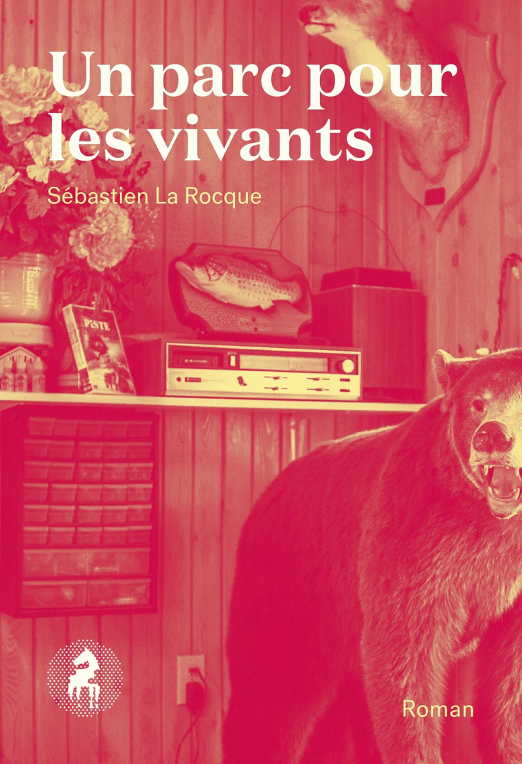 Un parc pour les vivants, premier roman de Sébastien La Rocque, publié chez Le Cheval d'août.