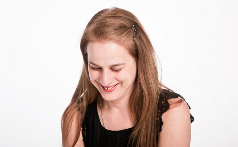 Geneviève Thibault, éditrice indépendante et fondatrice de la maison d'édition Le Cheval d'août