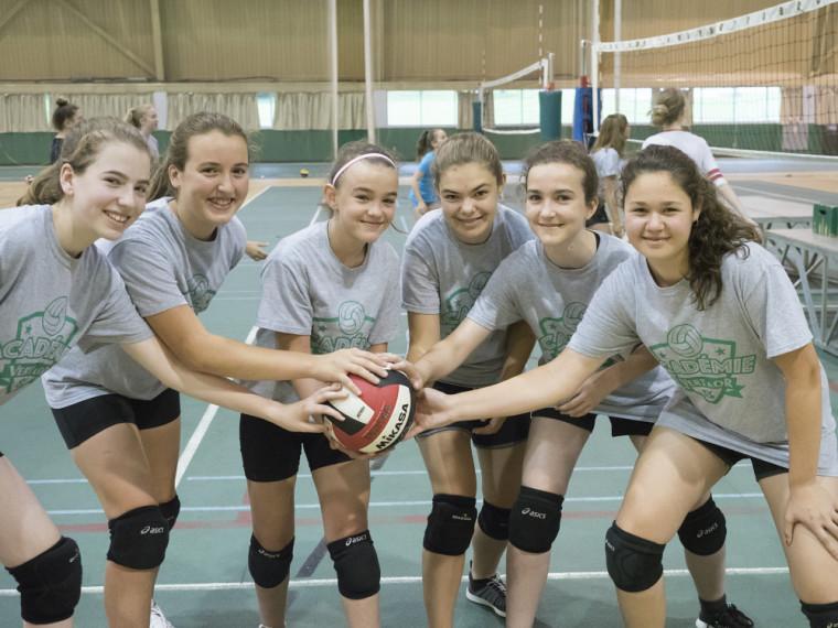 Académie de volleyball