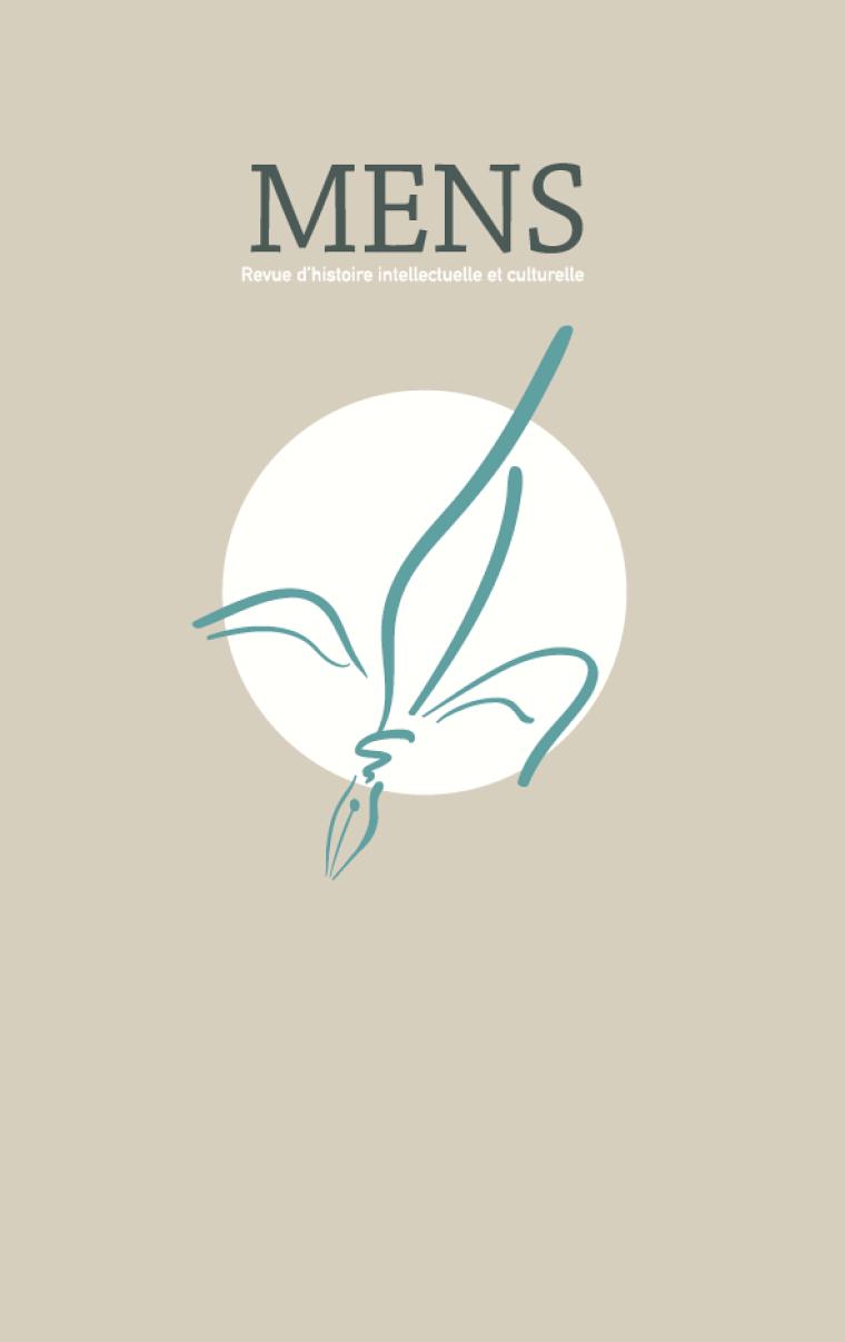 «S'organiser, se distinguer, se donner une identité: vie culturelle et sociabilités en région au Québec (XIXe-XXe siècles)», sous la direction d'Adrien Rannaud et Alex T. Lamarche, MENS, Volume 17, numéro 1-2, automne 2016, printemps 2017, 234p.