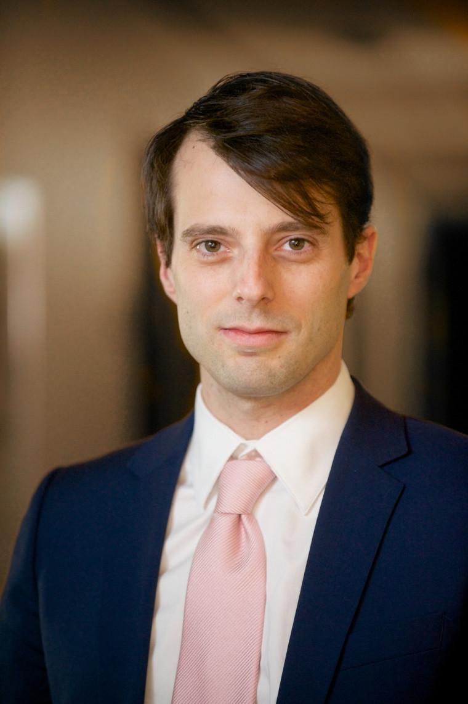 Le professeur Maxime St-Hilaire