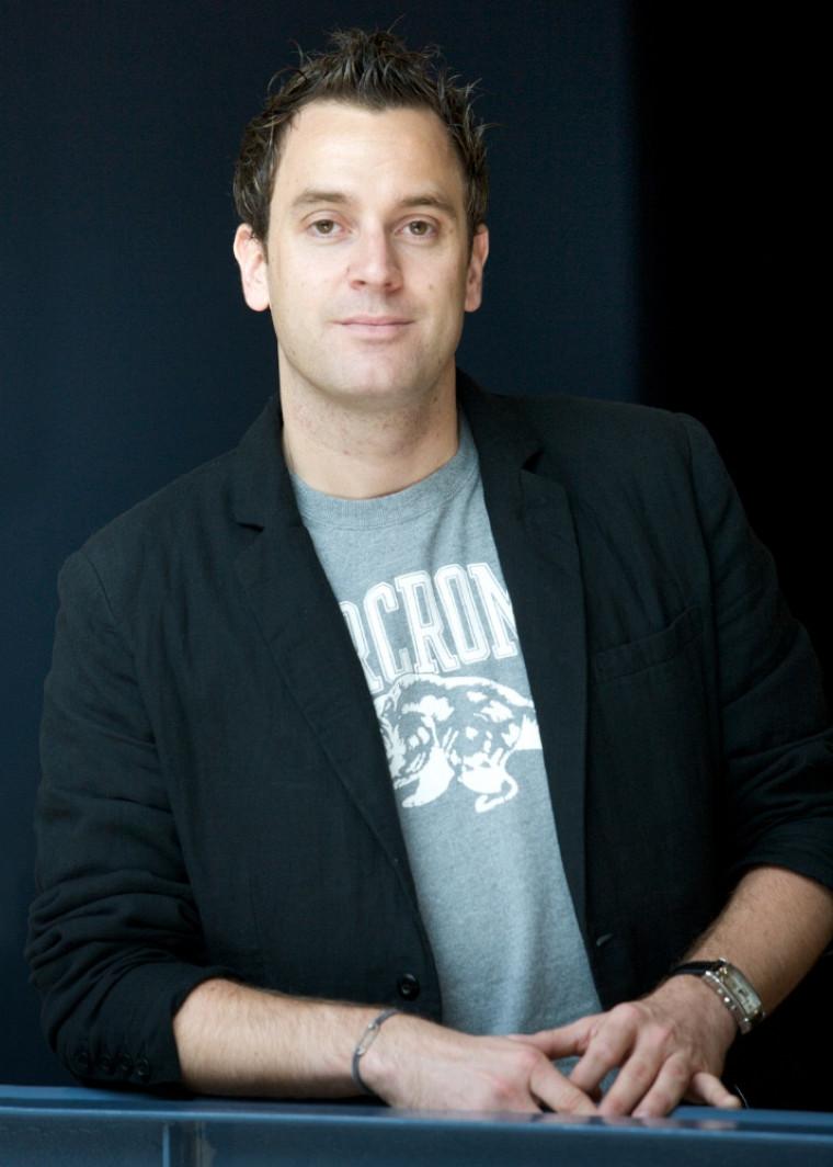 Fabien Durif, coauteur du Guide de la mode éthique au Québec et professeur à la Faculté d'administration.
