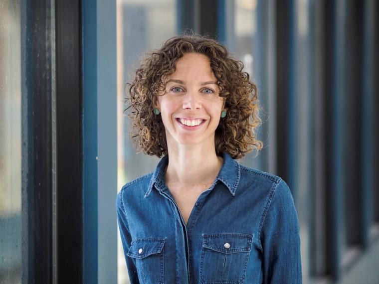 La professeure Véronique Fortin