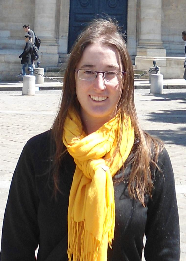 Karine Pépin, étudiante au doctorat en histoire
