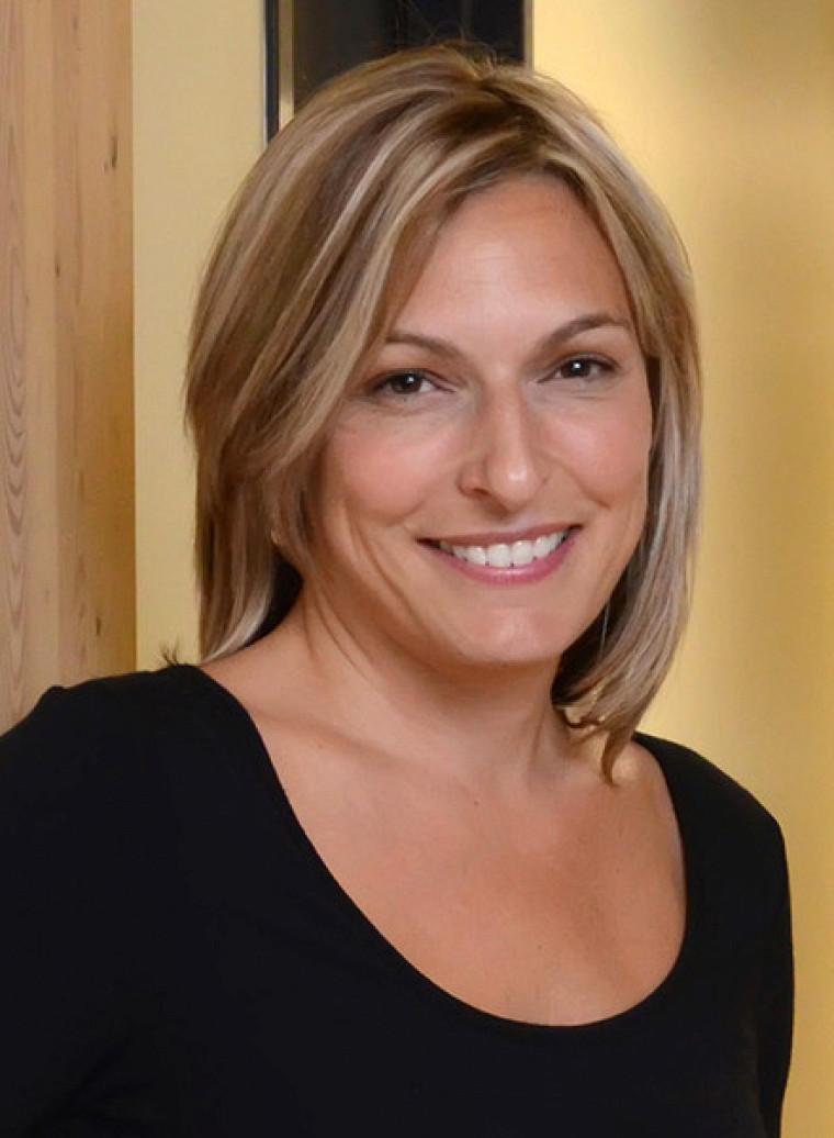 Geneviève Dufour, professeure à la Faculté de droit de l'UdeS