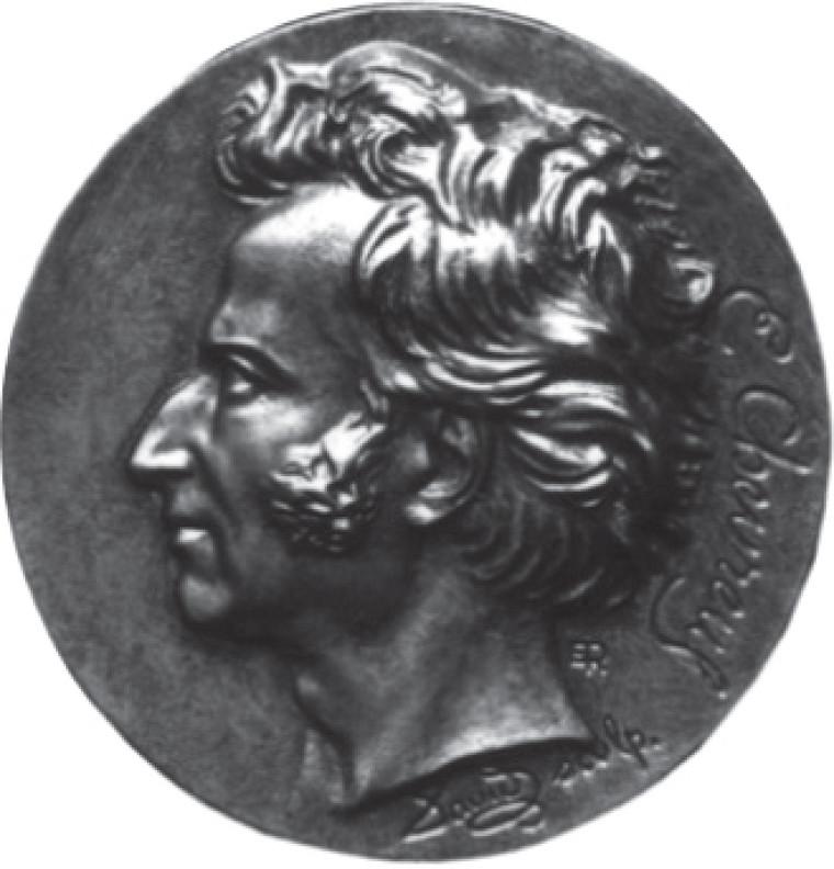 Photo de la Médaille Chevreul