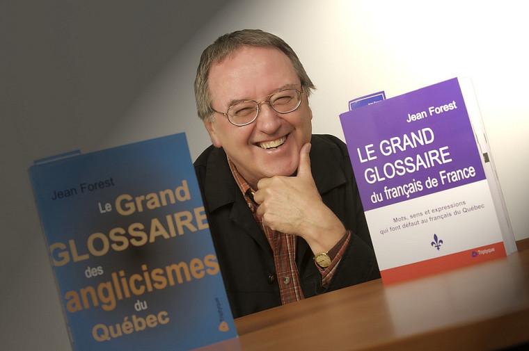 Le professeur Jean Forest