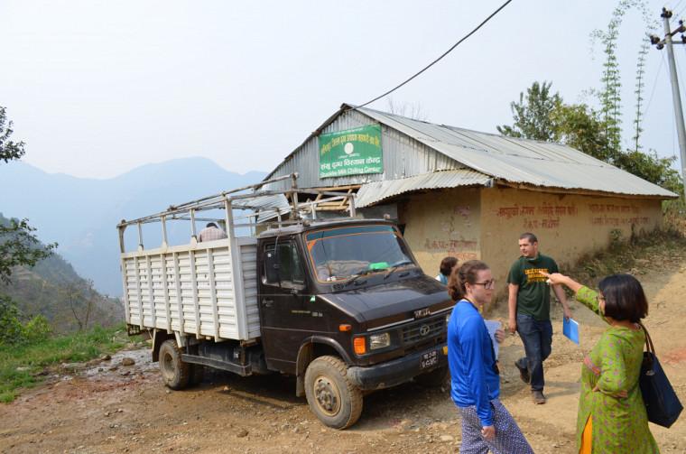 Mission exploratoire du GCIUS au Népal (mai 2016)