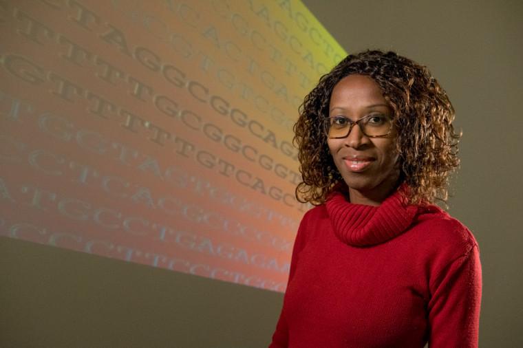 L'informaticienne Aïda Ouangraoua.