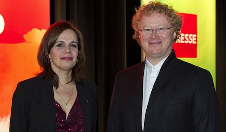 Nancy Dumais et Brendan Bell