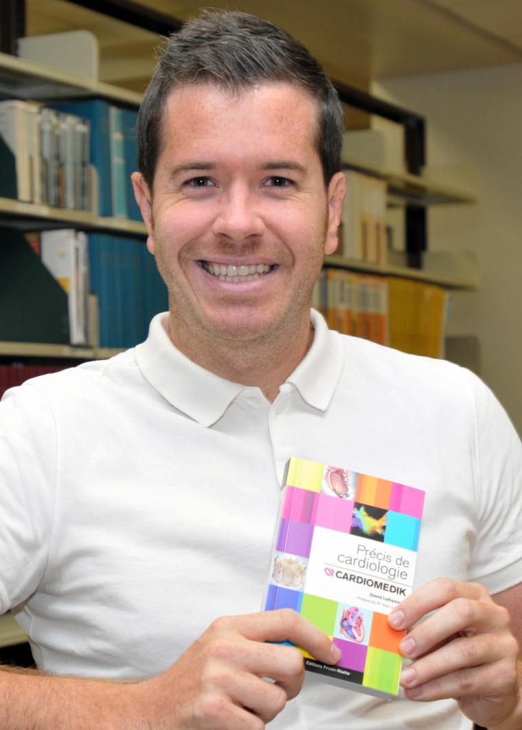 David Laflamme, MD, FRCPC