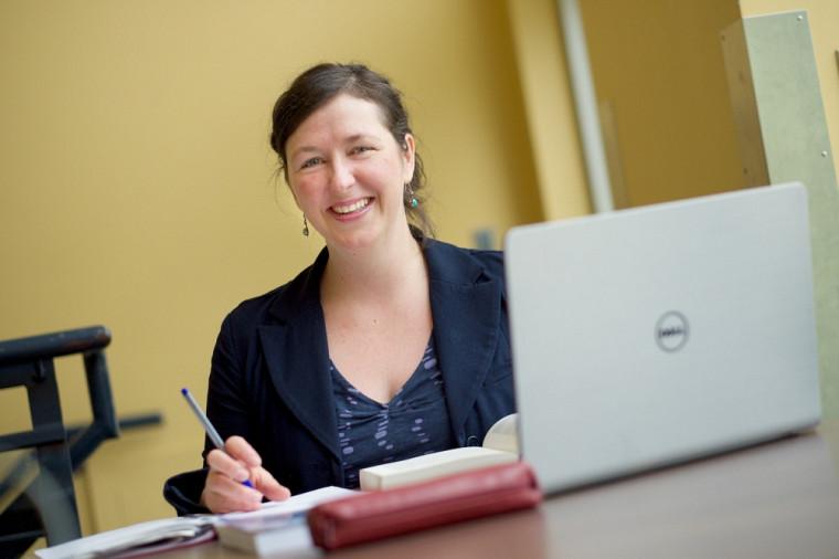 Mélanie Lagacé, doctorante au programme DBA de la Faculté d'administration