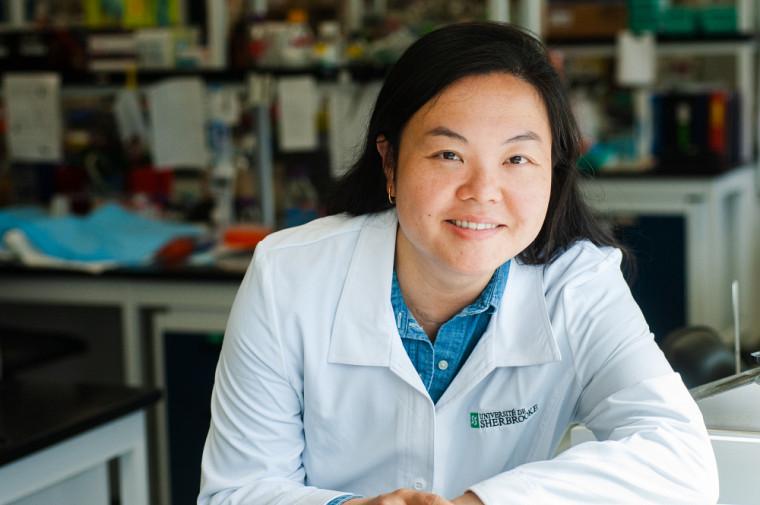 En cherchant un traitement pour le cancer du sein triple négatif, la professeure Tai souhaite donner une chance de guérison aux jeunes patientes atteintes de cette maladie foudroyante et difficile à soigner.